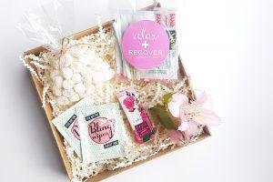 bridesmaids hangover kit