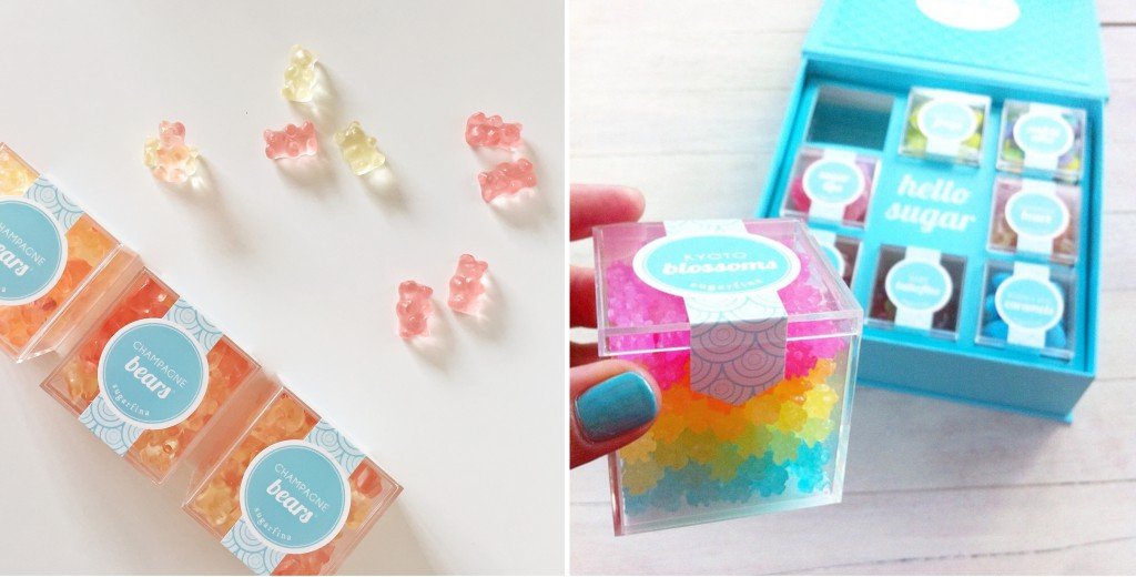 Sugarfina wedding favors