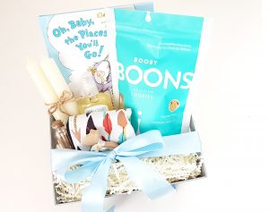 new mom and baby gift basket