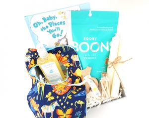 baby boy custom gift basket