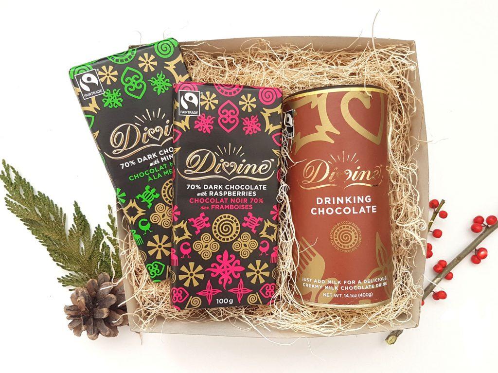 Chocolate Lovers Christmas Gifts Box