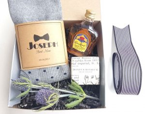 Groomsmen Socks with Labels