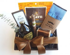 You're the Man Gift Basket