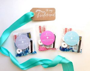 Bridesmaid Emergency Kit