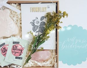 Bridesmaid Proposal Gifts