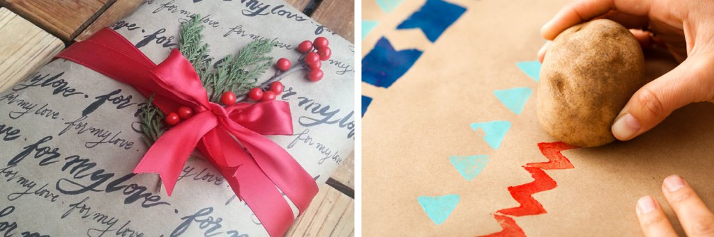 personalized gift wrapper