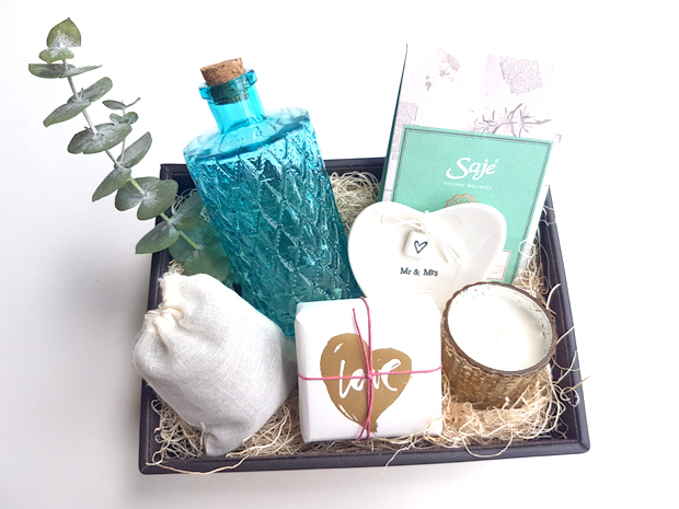 Gift Basket for Newly Married