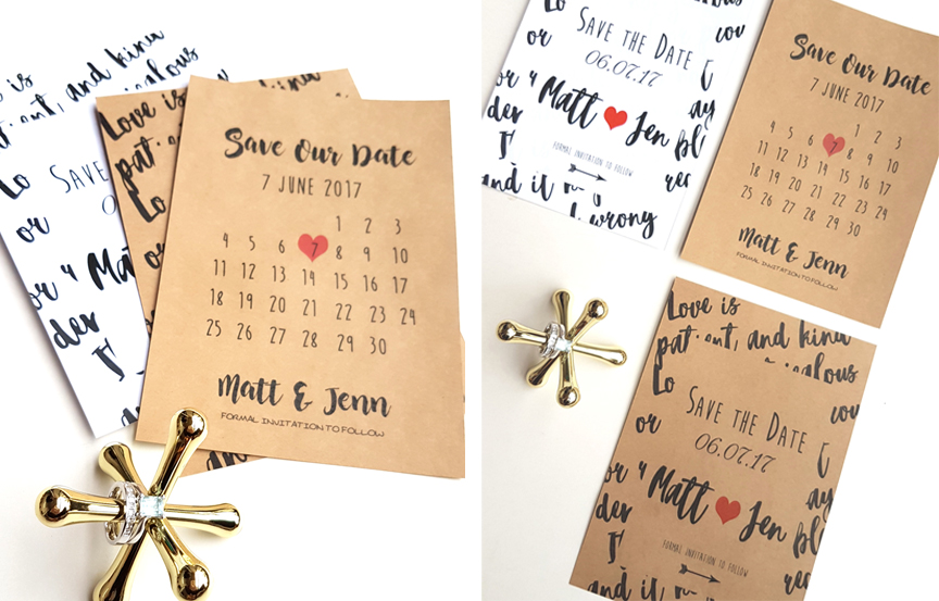save-the-date calendar invite