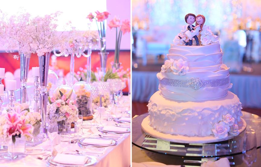wedding inspiration cake