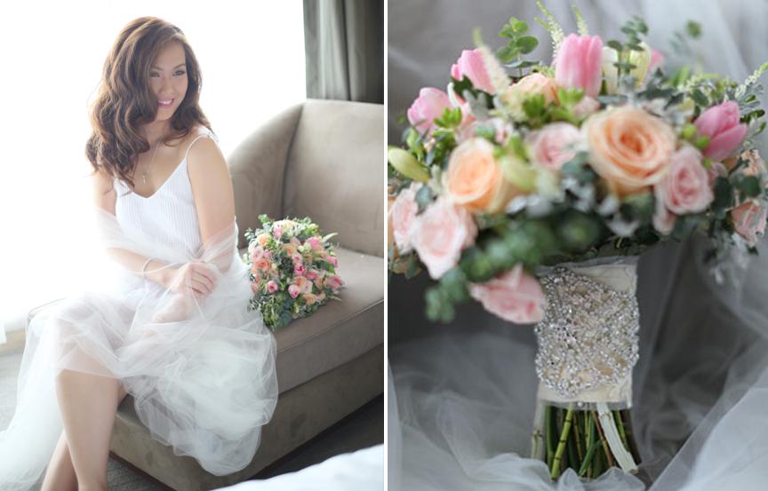 classing wedding bride