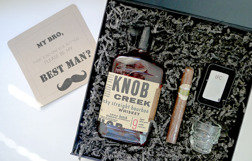 will you be my best man gift