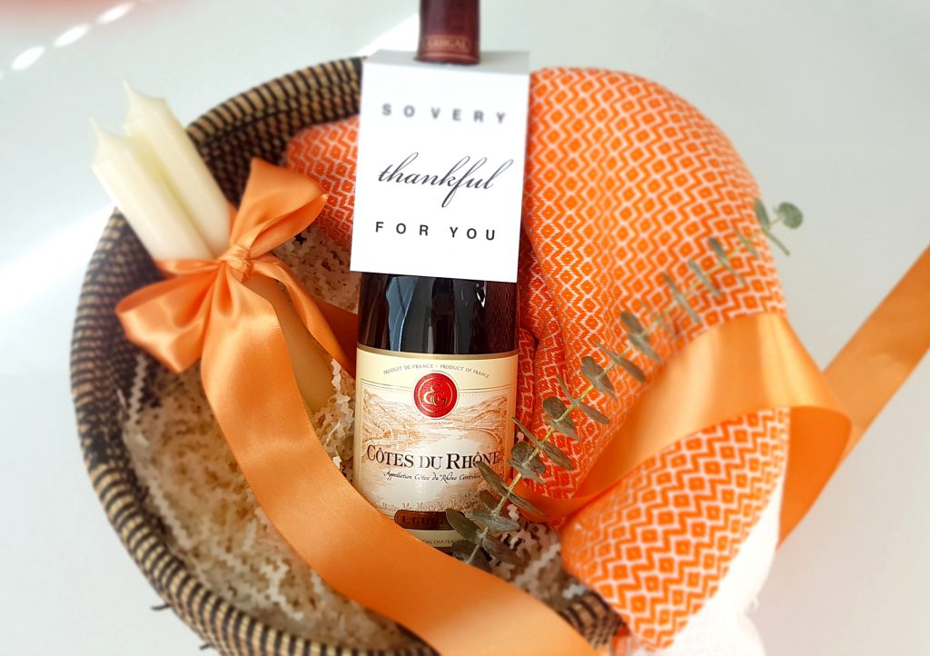 Thanksgiving Gift Basket