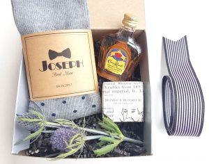 Groomsmen Socks with Labels